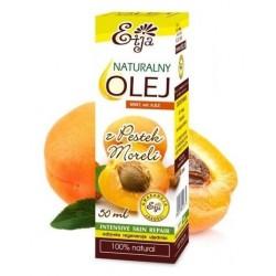 Etja Naturalny Olej z Pestek Moreli 50ml
