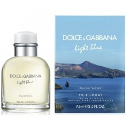 Dolce & Gabbana Light Blue Pour Homme Discover Vulcano Woda toaletowa 75ml spray