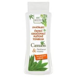 Bione Cannabis kojący i regenerujący tonik oczyszczający do cery z inozytolem 255ml