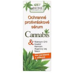 Bione Cannabis przeciwzmarszczkowe serum ochronne 40ml