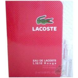 Lacoste L.12.12 Rouge Woda toaletowa 2ml bez sprayu