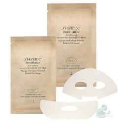 Shiseido Rewitalizująca maska do twarzy z retinolem 4szt