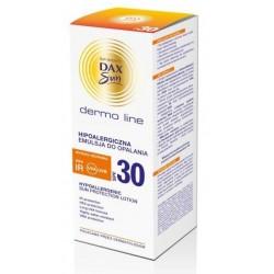 Dax Sun Dermo Line Hypoallergenic Sun Protection Lotion SPF30 hipoalergiczna emulsja do opalania 200ml