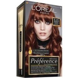 L`Oreal Recital Preference Farba do włosów 6.45 Brooklyn