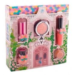 Tutu Domek zestaw 5 kosmetyków 02 Peach Ballerina