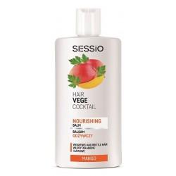 Sessio Hair Vege Cocktail Nourishing Balm balsam odżywczy do włosów Mango 300g
