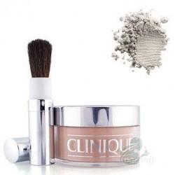 Clinique Blended Face Powder And Brush Lekki puder sypki + pędzel 20 Invisible Blend 35g