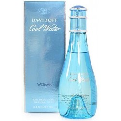 Davidoff Cool Water Woman Dezodorant 100ml spray