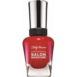Sally Hansen Complete Salon Manicure New Lakier do paznokci 570 Right Said Red 14,7ml