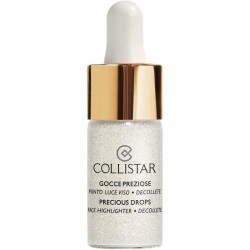 Collistar Face Highlighter Rozświetlacz w kroplach 1 White Pearl 14ml