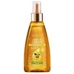 Bielenda Awokado 3w1 Drogocenny olejek do ciała, twarzy i włosów 150ml