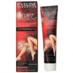 Eveline Laser Precision Delikatny krem do precyzyjnej depilacji nóg do każdego typu skóry 125ml