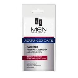 AA Men Advanced Care Maseczka do twarzy przeciwstarzeniowa każdy rodzaj skóry 12ml