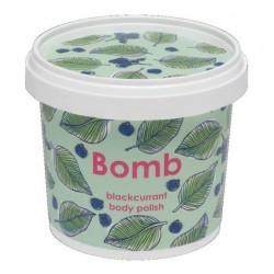 Bomb Cosmetics Blackcurrant Body Polish peeling cukrowy pod prysznic Czarna Porzeczka 375g