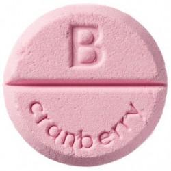 Bomb Cosmetics Cranberry Shower Mixer Bomb aromatyczna kostka pod prysznic Żurawina