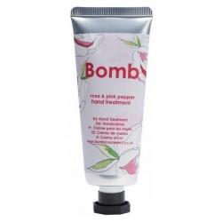 Bomb Cosmetics Rose & Pink Pepper Hand Treatment kuracja do rąk Róża & Różowy Pieprz 25ml