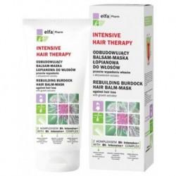 Elfa Pharm Intensive Hair Therapy odbudowujący balsam-maska łopianowa do włosówprzeciw wypadaniuz aktywatorem wzrostu 200ml