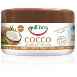 Equilibra Cocco Body & Hair Oil olej kokosowy do ciała i włosów 250ml
