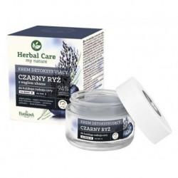 Farmona Herbal Care My Nature Detoxifying Cream krem detoksujący Czarny Ryż 50ml