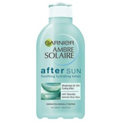 Garnier Ambre Solaire After Sun Soothing Hydrating Lotion nawilżające mleczko po opalaniu 200ml