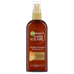 Garnier Ambre Solaire Golden Protect SPF20 ochronny olejek do opalania 150ml