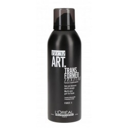 L`Oreal Tecni Art Trans Former Texture Multi-Use Gel-To-Foam wielozadaniowy żel do włosów Force 3 150ml