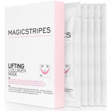 Magicstripes Lifting Collagen Mask liftingująca maseczka kolagenowa 5szt.