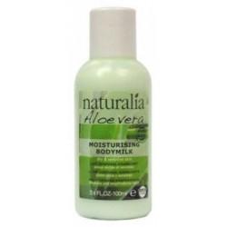 Naturalia Aloe Vera Moisturizing Bodymilk mleczko do pielęgnacji ciała 100ml