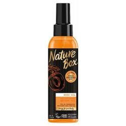 Nature Box Body Oil olejek do ciała w sprayu Apricot Oil 150ml
