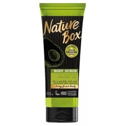 Nature Box Body Scrub peeling do ciała Avocado Oil 200ml