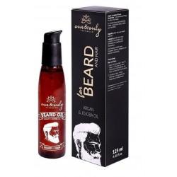 One & Only For Beard And Hair Argan & Jojoba Oil olejek do brody i włosów 125ml