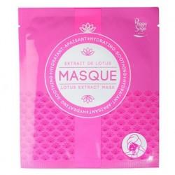 Peggy Sage Lotus Extract Mask maska nawilżająco-łagodząca do twarzy 23ml