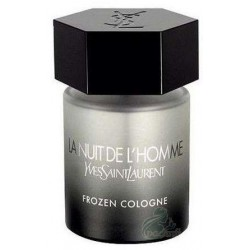 Yves Saint Laurent La Nuit De L`Homme Frozen Cologne Woda kolońska 100ml spray