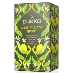 Pukka Herbata ekologiczna Zielona 20 torebek 36g