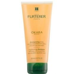 Rene Furterer Okara Blond Brightening Shampoo szampon rozjaśniający do włosów 200ml