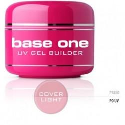 Silcare Gel Base maskujacy żel UV do paznokci One Cover Light 50g