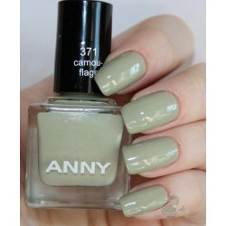 ANNY Nail Lacquer Lakier do paznokci 371 Camouflage 15ml