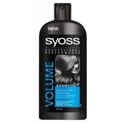 Syoss Volume Shampoo szampon do włosów cienkich i bez objętości 500ml