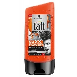 Taft Looks Power Gel Maxx Power żel do włosów 150ml