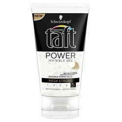 Taft Power Hair Gel Invisible żel do włosów 150ml