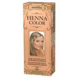 Venita Henna Color balsam koloryzujący z ekstraktem z henny 111 Natural Blond 75ml