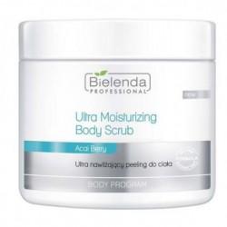 Bielenda Professional Body Program Ultra Moisturising Body Scrub Ultranawilżający peeling do ciała 550g