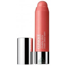 Clinique Chubby Stick Cheek Colour Balm Kremowy róż do policzków w sztyfcie 02 Robust Rhubarb 6g