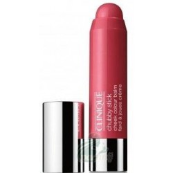 Clinique Chubby Stick Cheek Colour Balm Kremowy róż do policzków w sztyfcie 03 Roly Poly Rosy 6g