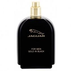 Jaguar Gold In Black Woda toaletowa spray 100ml TESTER