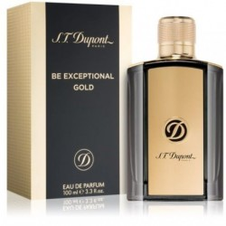 S.T. Dupont Be Exceptional Gold Woda perfumowana 100ml