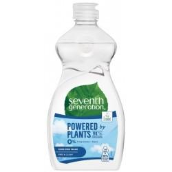 Seventh Generation Powered By Plants Hand Dish Wash płyn do mycia naczyń Free & Clear 500ml