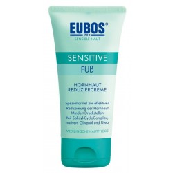 Eubos Med Sensitive Foot Cream krem do stóp redukujący rogowacenie 75ml