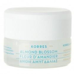 Korres Almond Blossom Moisturizing Cream Nawilżający krem do cery bardzo suchej z wyciągiem z kwiatu migdałowca 40ml