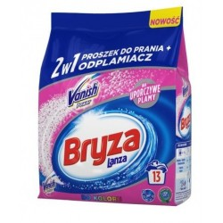 Bryza Vanish Ultra 2w1 proszek do prania i odplamiacz do koloru 1kg